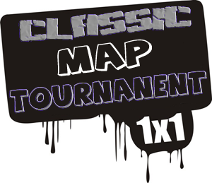 Classic map tournament 1x1